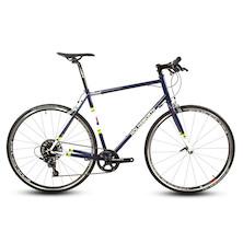 Holdsworth Brevet Apex 1 Flat Bar Large Blue And White