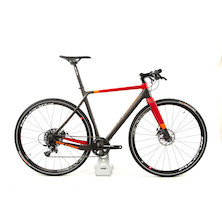 On One Space Chicken Apex 1 Flat Bar Mechanical Disc 54cm