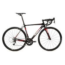 Planet X Maratona Road Bike Rival Mix Medium Black/Red - Paint Damage On Stay