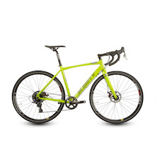 Planet X London Road Apex 1 Bike / Small / Zesty Lime.