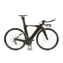Planet X Exo3 Time Trial Bike SRAM Force 22 Vision 35