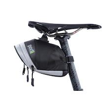 PODSACS Large Saddle Bag / Black (Missing Saddle Clip)