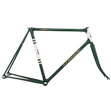 Holdsworth Zephyr Frameset / 57cm / British Racing Green And Gold (Chip On Fork Leg)