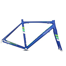 Planet X RT-58 V2 Alloy Road Frameset / Midnight Blue / Large (Cosmetic Damage)