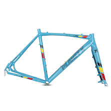 Planet X XLA Alloy Cyclocross Frameset / Small / Belgium Blue (Cosmetic Damage)