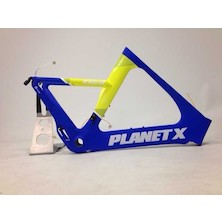 Planet X Exo3 Carbon TT Frame Only / Large / Team Carnac / Small Blemish