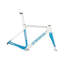 Viner Settanta Carbon Road Frame / Small (50cm) / Azzurro Italia 70 (Frame and Fork)