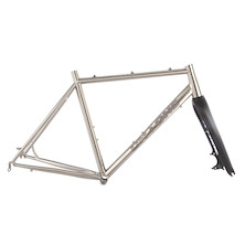 On-One Pickenflick Titanium Cyclocross Frameset