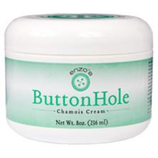 Enzos ButtonHole Chamois Cream