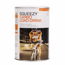 Squeezy Sports Nutrition Carbo Load Drink 500g Tin