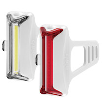 Guee COB-X Front & Rear LED Lights White