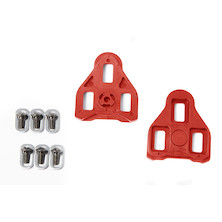Jobsworth Cleat Delta System Floating 7 Red