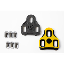 Jobsworth Keo Grip System Compatible 0 Float Cleat Black