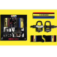 LOOK KEO 2 MAX PROTEAM PEDAL GIFT PACK