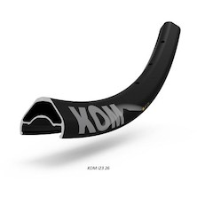 WTB KOM TCS RIM Black With Decals