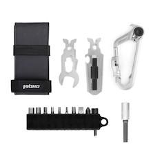 WOKit 2.1 Bikepacking Universal Outdoor Carabiner Multi-tool