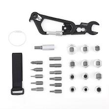 WOKit Plus Universal Outdoor Carabiner Multi-tool