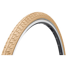 Continental Ride Tour 700c Wired Cream Tyre