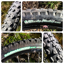 "On-One Chunky Monkey 26""x2.4"" Tyre"