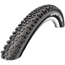 "Schwalbe Rapid Rob Graphite K-Guard Wired 26"" Tyre"