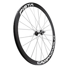 Campagnolo Pista Aluminium Tubular Front Wheel