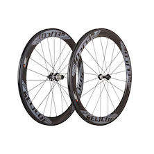 Selcof Delta 56mm  Carbon Clincher Front Wheel, Tubeless Tyre Compatible