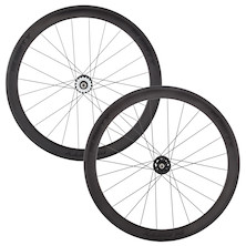 Planet X Pro Carbon 50/50 Track Wheelset