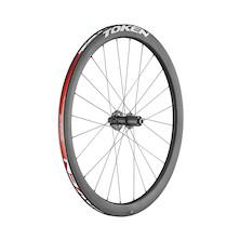 Token Resolute Disc C45D 700c Carbon Wheelset