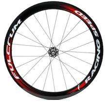 Fulcrum Racing Speed Carbon Tubular 700c Rear Wheel