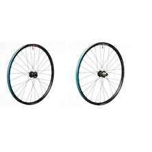 Clement Ushuaia  650B Center Lock Wheelset Incl QR And 12mm X 12/142mm Conversion Kit