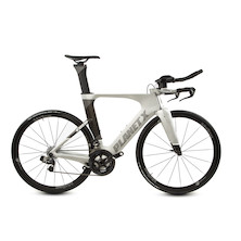 Planet X Exo3 Time Trial Bike SRAM Red Etap Edition Large Silver Shadow - No Charger