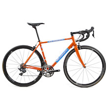 Holdsworth Competition Shimano Ultegra R8000 Road Bike Medium Team Orange Used With New Components