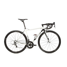 Planet X RT-80 Force Road Bike XS 48cm Black And White - Refurbished Team Rider Bike