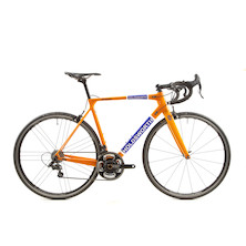 Holdsworth Super Professional Chorus Road Bike / 54cm Medium / Team Orange / USED