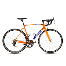 Holdsworth Super Professional Campag Chorus Road Bike / Medium / Team Orange New Frame Used Parts
