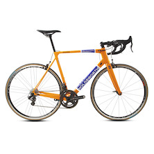 Holdsworth Super Professional Super Record EPS Road Bike / Large 56cm / Team Orange - EX Team