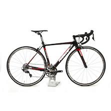 Planet X Maratona Shimano Ultegra R8000 Mix Carbon Road Bike - 48cm - Black And Red