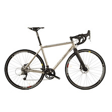 On-One Pickenflick SRAM Rival 22 HRD Cyclocross Bike Small Brushed