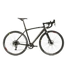 Planet X London Road SRAM Rival 1 Hydraulic Disc Road Bike Medium Black