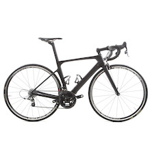 Holdsworth Super Rapide Sample XXS  470mm Matt Black   Sram Force 22 / Xdemo