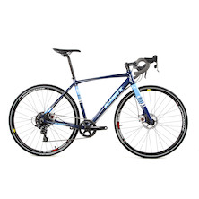 Planet X Full Monty Apex 1 Bike  Midnight Blue  Medium
