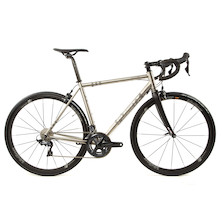 Planet X Spitfire Shimano Ultegra R8000 Titanium Road Bike Large