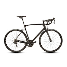 Planet X Pro Carbon EVO Shimano R7000 Carbon Road Bike  Large  Matt Black  Black