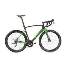 Planet X EC-130E Rivet Rider SRAM Force 22 Aero Road Bike Large Neon Green