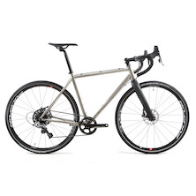 On-One Pickenflick SRAM Rival 1 Cyclocross Bike Brushed Small