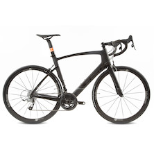 Planet X EC-130E Rivet Rider SRAM Force 22 Aero Road Bike X Large  Dark Knight