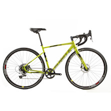 Planet X London Road SL Rival 1  Small  Zesty Lime