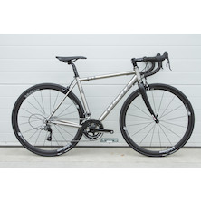 Planet X Spitfire Titanium SRAM Rival 22 Road Bike - Medium