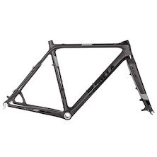 Planet X Pro Carbon XLS Cyclo Cross Frameset / 59cm / Stealth Black (Rattle In Frame)