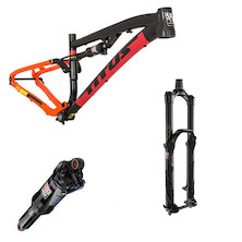 Titus El Viajero Trail 27.5 Frame + Rear Shock And Fork